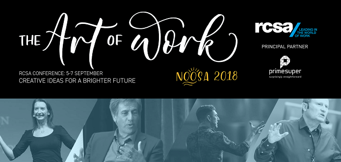 The Art of Work - 2018 RCSA Conference